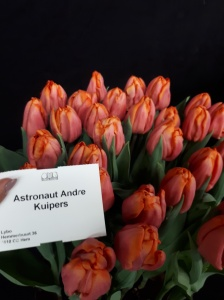 ASTRONAUT ANDRE KUIPERS 2